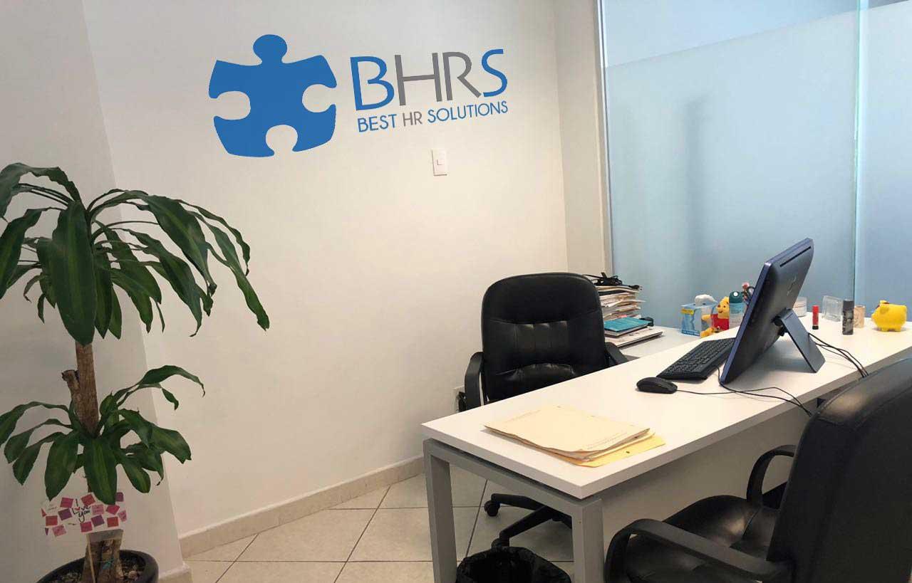 Oficinas BHRS Administración de capital humano